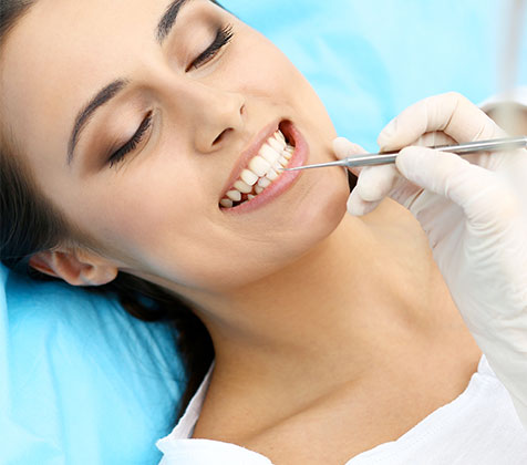 Fluoride Treatment | Lake of the Woods Dental Health Centre